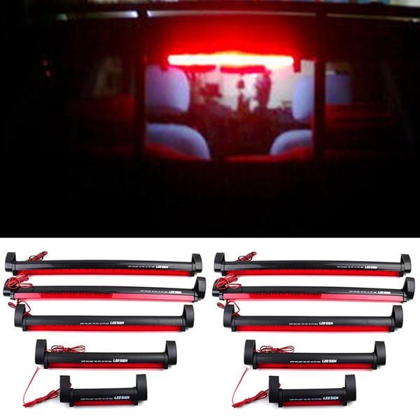 Lamp Warning Light Red LED Roof High Mount Car Brake Light Light Bar Fog Lamp