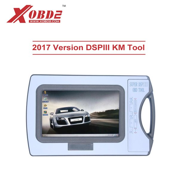 2017 DSP III KM Tool DSP3 DSPIII Odometer Correction Device for 2010-2017 Years New Models By OBD2
