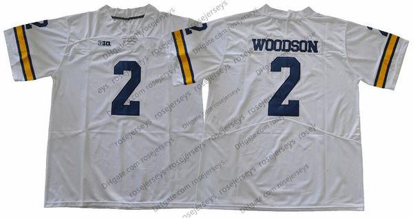 2 Charles Woodson Blanc