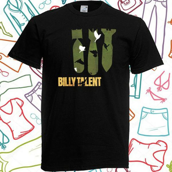3XL Billy Talent III Albüm Kaya Erkek Siyah Tişört Boyut S