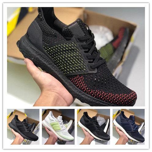 Yeni Ultra Boost 4.5 Erkek Kadın Koşu Ayakkabı Sneakers Çekirdek Siyah Ham Kum Beyaz Çok Ultraboost Eğitmen Spor Ayakkabı 36-45