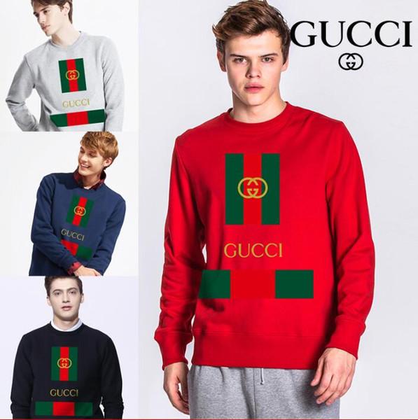 Mens Hoodie Light Fleece Sweatshirts Fashion Printed Hooded Pullovers 6 Colors Street Style Mens Sportswear