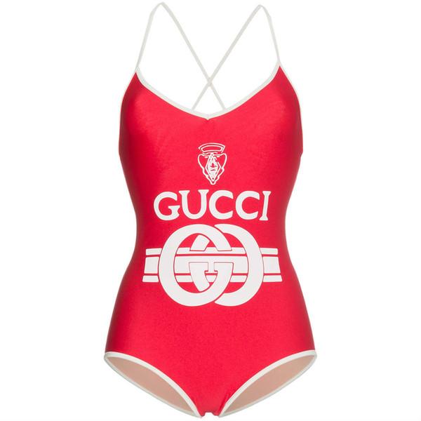 Femmes maillots de bain 2019 été taille haute nouvelle mode maillot de bain imprimé modèle sexy gilet jupes magnifiques jupes 5 style taille S-XL