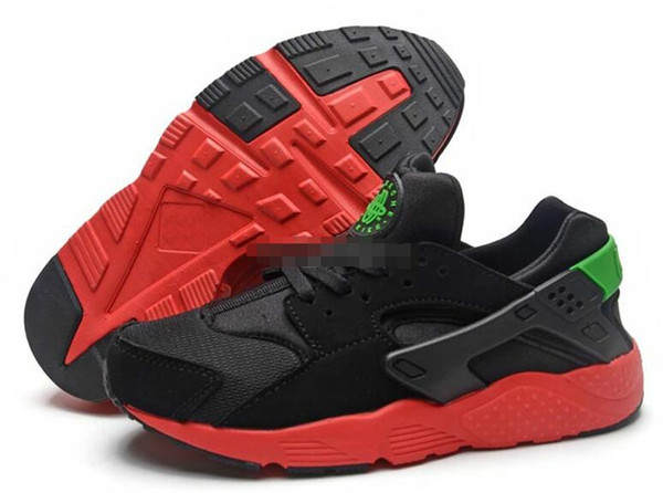 New Air Huarache V1Hurache Children Sport Athletic Shoes Boys And Girls Sneakers Children's Running Shoes For outdoors aactivities Kids