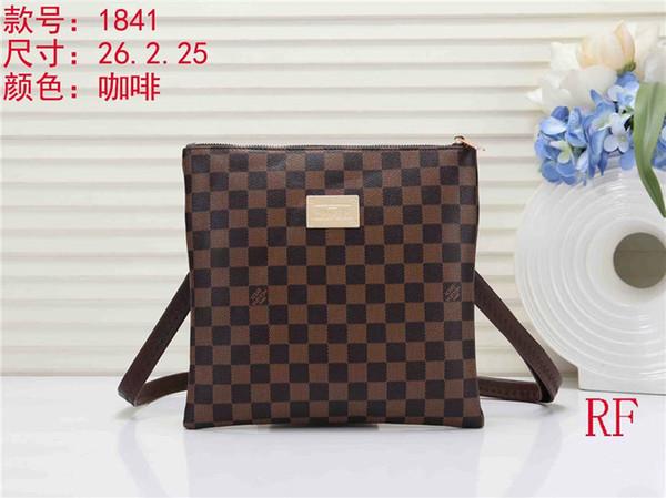 2019 estilos bolso famoso diseñador de la marca de moda de cuero Ha0ndbags mujeres Tote bolsos de hombro de la señora bolsos de cuero bolsos purse1841