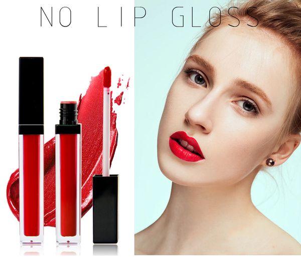 Waterproof Matte Long Lasting Lip Gloss lipstick NO Logo Makeup Lip Gloss 20 colors liquid matte lipstick pigmented lip gloss for women