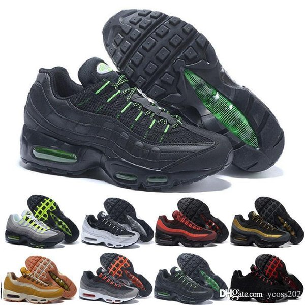 Compre Nike Air Max 95 Airmax Para Hombre Originales De Los