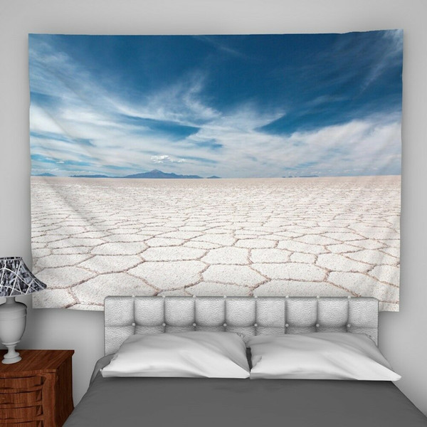 Desert Sky Wall Hanging Tapestry Psychedelic Bedroom Home Decoration