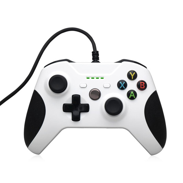 Newest White USB Wired Gamepad Remote Controller For XBOX One Slim S Controller Joystick for XBOX One Slim ONEs Game Controller
