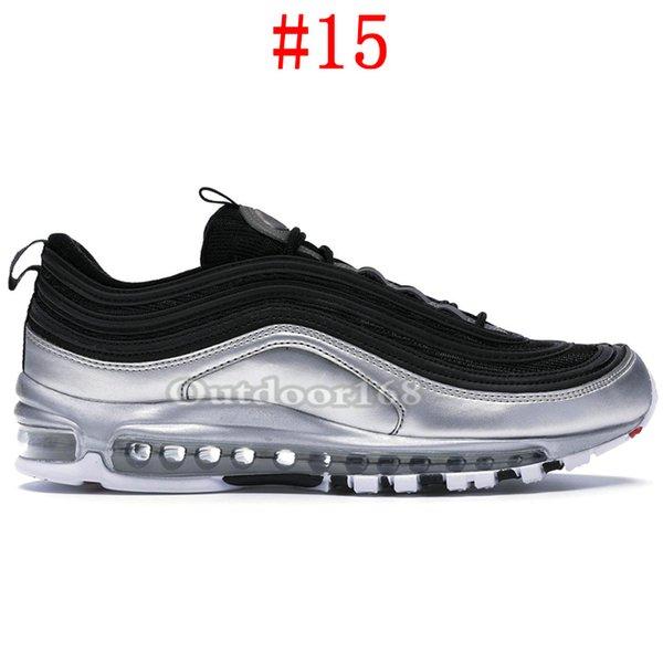 #15-Silver Black