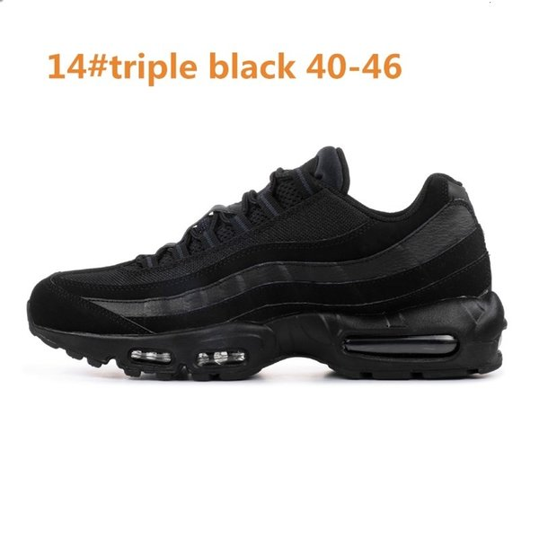 14 triple black 40-46