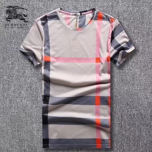 2019 Yaz Yeni Desen Adam Kısa Kollu T T-shirt Boş Zaman 3555