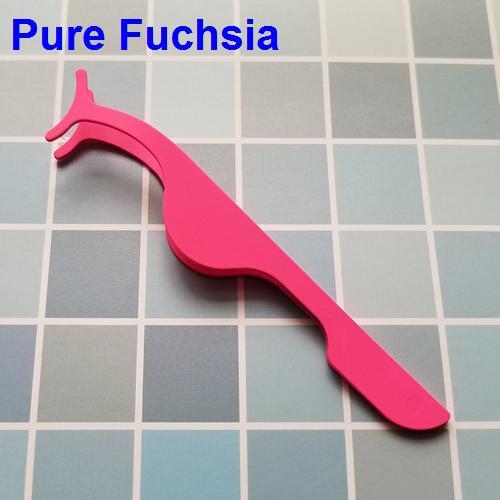 Pure Fuchsia+PVC Bags