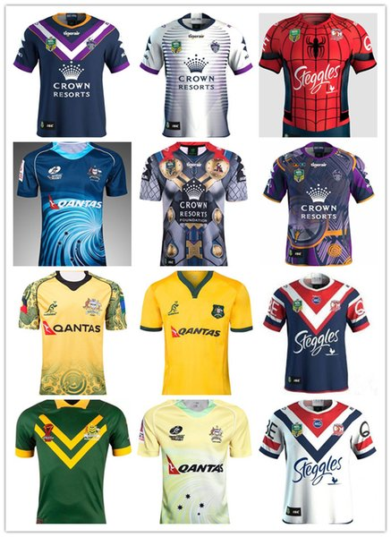 35ed0459d 2018 2019 au tralia wallabie jer ey 18 19 rugby jer ey nrl national rugby  league