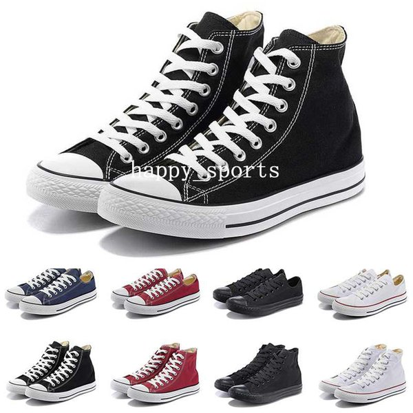 2019 Canvas sneakers luxury designer Spikes Flats shoes top quality 1970s black white red fashion men women casual skateboard shoes