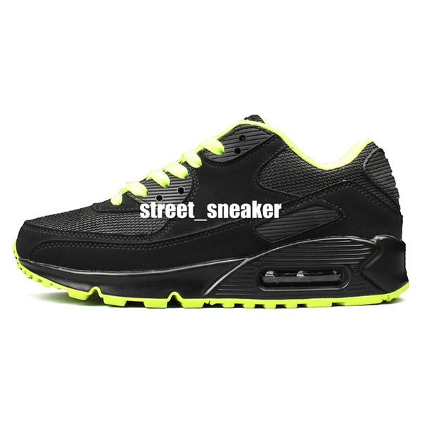 super popular 10777 46fac Nuevo 90 Blanco Correr Max Nike Para Zapatos Triple Air Negro qt6wnZBT1
