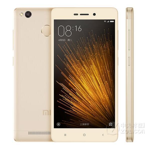 Wholesale Original Xiaomi Redmi 3X Touch ID 64-Bit Octa Core 2GB 32GB MIUI 7 5.0 inch IPS 1280*720 HD 13MP Camera OTG 4G LTE Smartphone