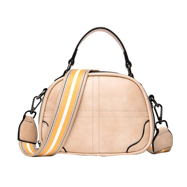 Bags For Women 2019 Fashion Female Hasp Purse Shoulder Bag Thread Handbag Phone Pack Flap Bag Leather Messenger Crossbody Bags