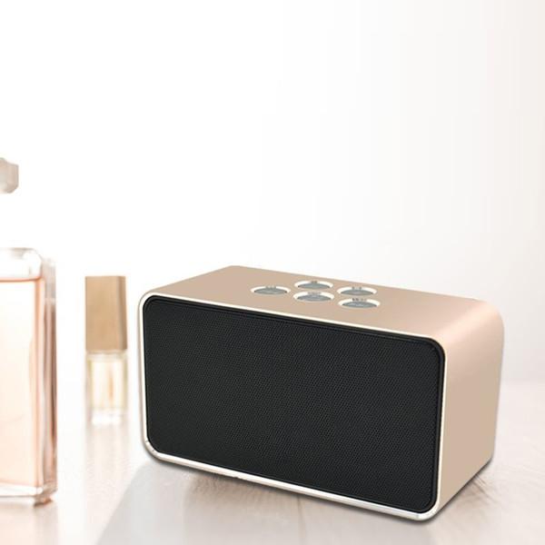 Altavoz Bluetooth Altavoz inalámbrico portátil Sistema de sonido bajo 10W Potencia Altavoz de audio