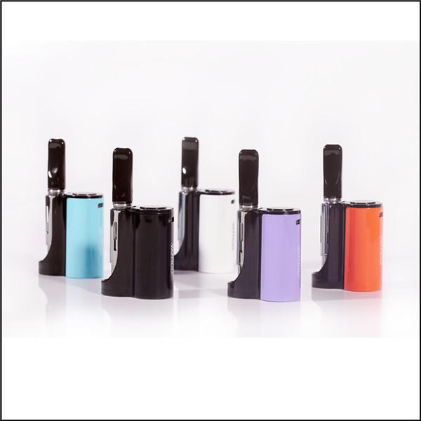 kingpen vape cartridge vaporizer mod preheating function VV ecig 900MAH MINI PIPE MOD 710 E CIG vapor mod DHL free shipping