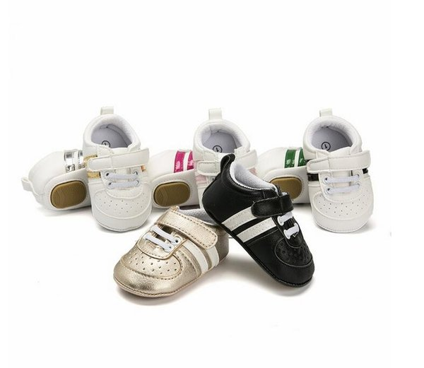 candy colors baby girl shoes fashion PU leather bowknot shoes for spring summer soft sole shoes