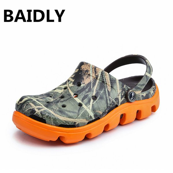 177a266748084 BAIDLY New Men Sandals Summer Slippers Men Outdoor Beach Casual Shoes Cheap Male  Sandals Water Shoes Sandalia Masculina