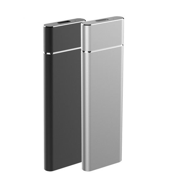 best selling Adapter Card External Enclosure M.2 NGFF to USB3.1 SSD Solid State High Quality Aluminum Alloy Mobile Hard Disk Box