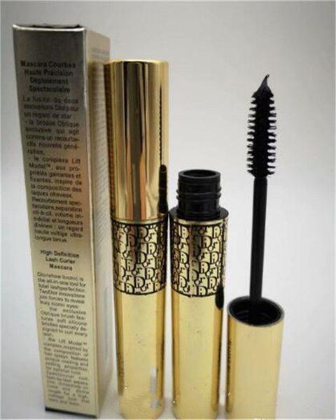 top popular 5 PCS marca de maquillaje rimel Negro Larga duración del maquillaje a prueba de agua ENVÍO GRATIS cosmética 2021