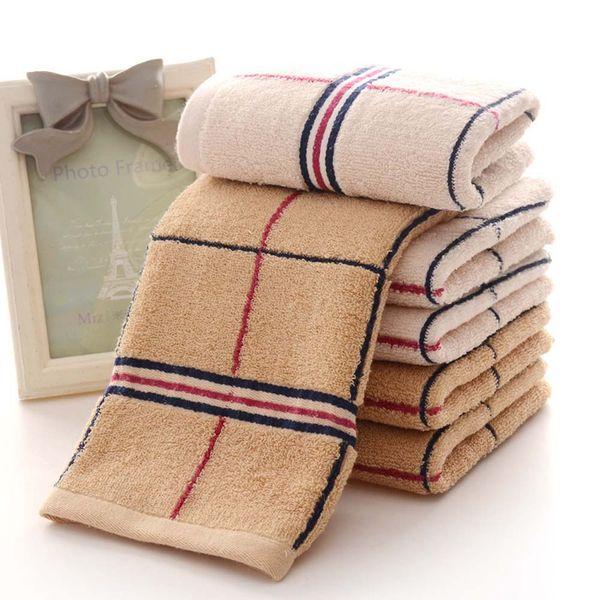 Nuovo morbido da sposa in cotone puro regali da sposa viso a mano capelli bagno asciugamano da spiaggia asciugamano per la casa uso domestico pulizia della casa 34 * 74 cm