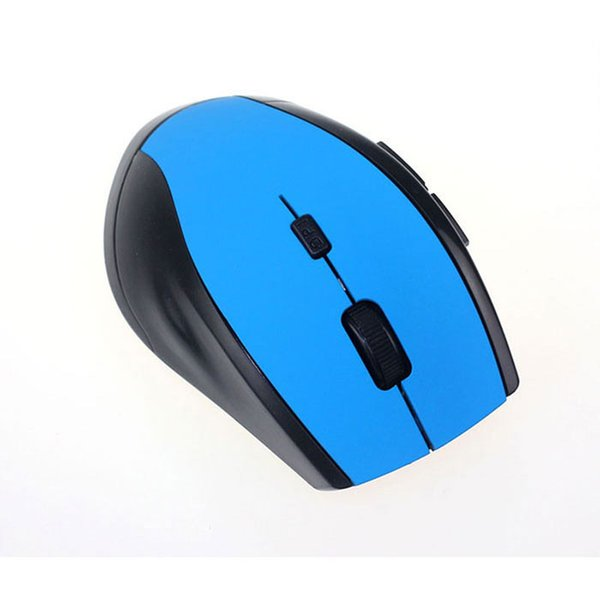 1PCS 3200DPI Wireless Gaming Mouse Sem Fio Optical Ergonomic Mice Professional Portable Mini USB Mouse Gamer For Computer PC Laptop