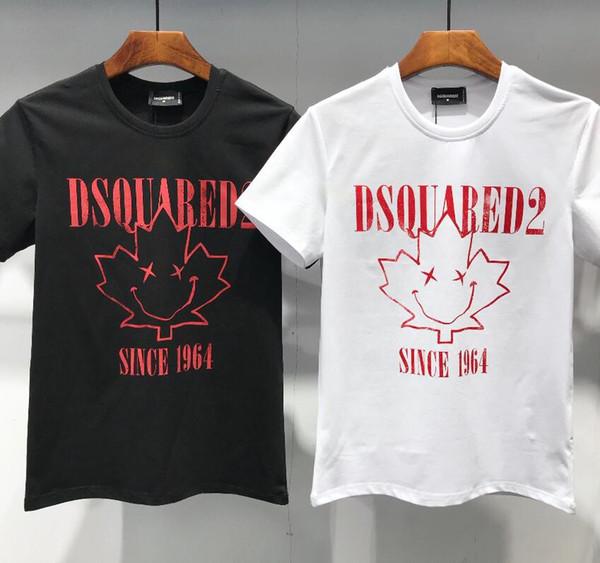 New Summer Letter Print T Shirt Men T-shirt Cotton Blend Top Tees Short Sleeve Casual Shirt Brand Shirts Designer T Shirts 044#