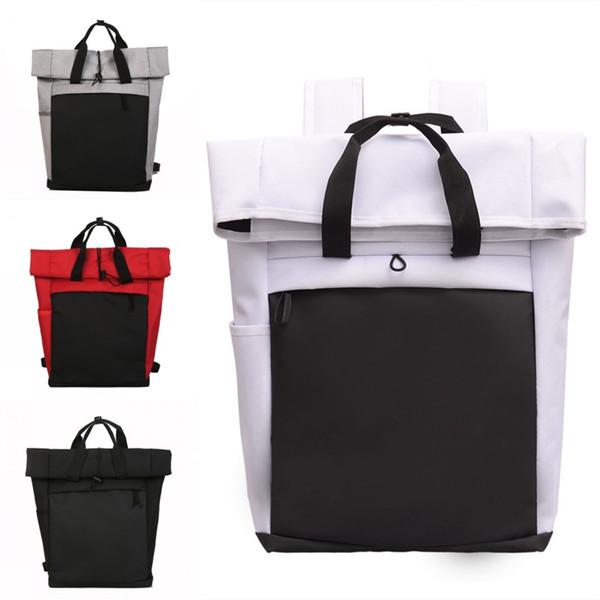 top popular Fashion Brand Mens Designer Backpack Men Women School Bag Outdoor Bag High Quality Casual Bags Backpack 2019