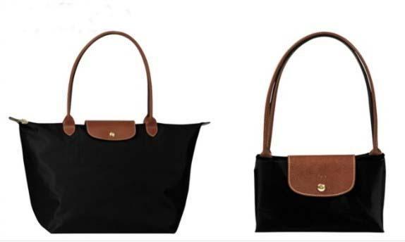 new style Moda donna Borse borsa a mano nylon borsa a mano francese shopping bag taglia S M L XL