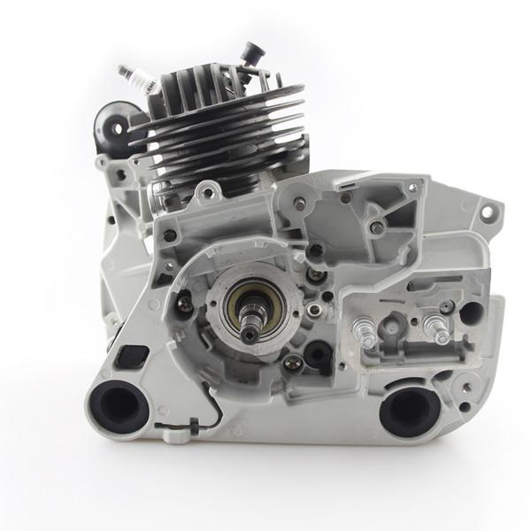 Engine Motor With 52MM Cylinder Piston Kit Crankshaft Crankcase For Stihl MS460 046 CHAINSAW OEM#1128 120 1217 By Farmertec
