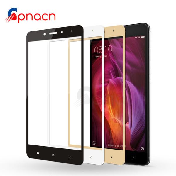 GPNACN Schutzglas für den Xiaomi Redmi Note 4 4X 5 5A Pro Redmi 5 Plus 4X 5A S2 gehärtetes Displayschutzglas