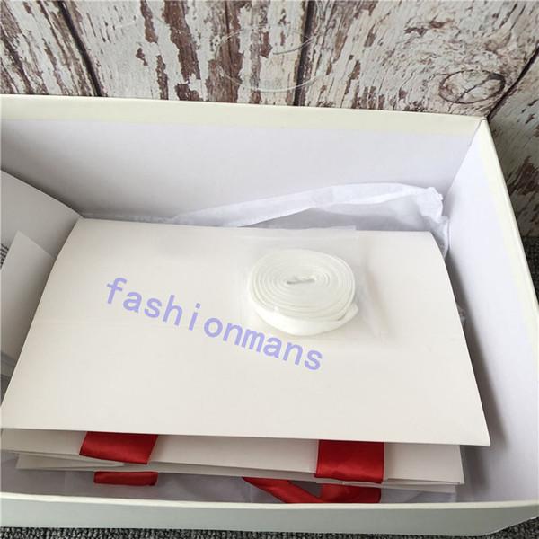 Box + Zapatos + OG Bolsa shoeslaces extra