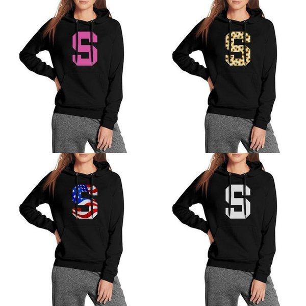 2019 Syracuse Orange Basketball White Logo Black Womens Hoodie Fleece Sweatshirt Pocket Pullover Sunflower Usa Flag Pink Breast Cancer Old From