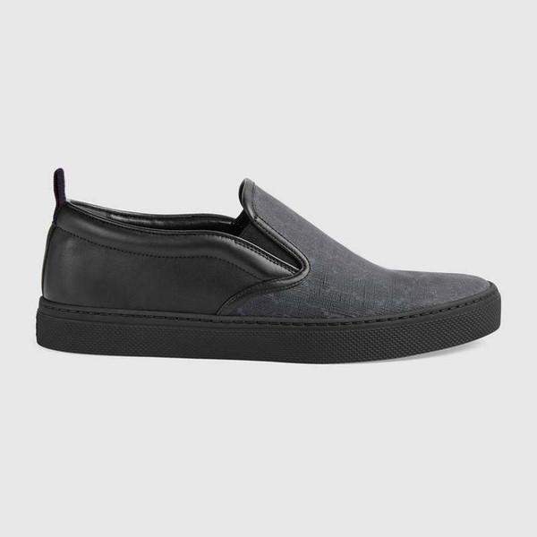 2019 Новая мода роскошные скольжения на мужские женские дизайнерские кроссовки с н