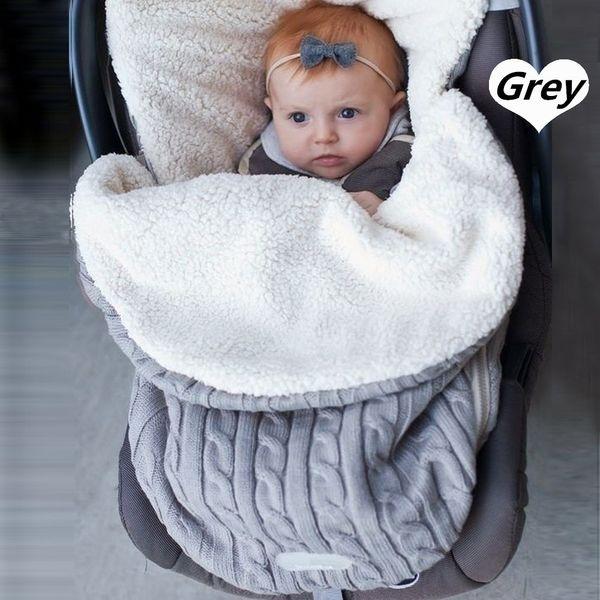 2019 Nova Moda Sólida Inverno Sleepy Bag Baby Liner Carrinho de Bebé Stroller Buggy Pram Toes Assento de Carro