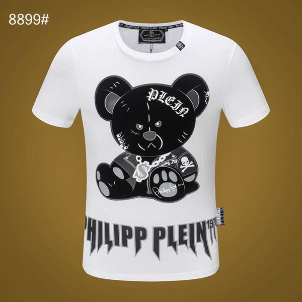 Hip Hop Homens Camiseta crânios 3D Medusa Fashion Club social manga curta Tops Tees Casual T-shirt Verão Gym camisetas gola # 4853