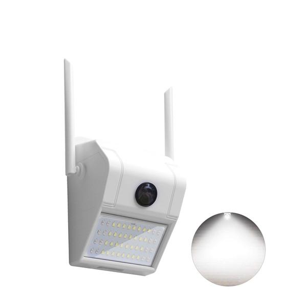 Cámara de la detección impermeable cámara IP lámpara de pared D6 inteligente 1080P visión nocturna con sensor de movimiento de la lámpara de inducción al aire libre