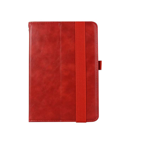 Classic Half Genuine Leather ipad Case For iPad Mini 1 2 3 PRO 12.9 Cover Case Shockproof PU Leather Tablet Case
