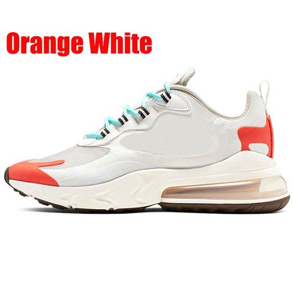 Orange Blanc