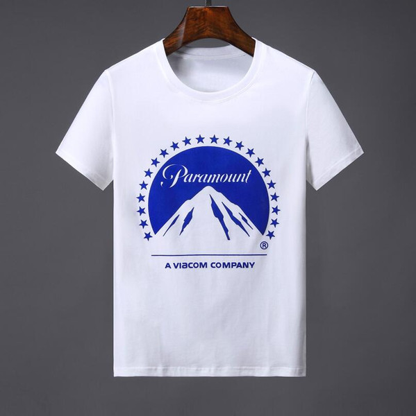 2018 Sommer Hip Hop Herren T-Shirt Kurzarm Stylish Shirt Shirt Herren Teel Hip T Shirts T-Shirts für Männer