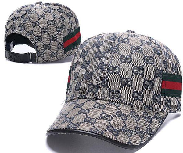 Luxuries Donna Uomo G Italia Brand Designer Stile estivo Cap casual Popolare Coppie Mesh Berretto da baseball Patchwork Cappelli Hip Hop Cap 32
