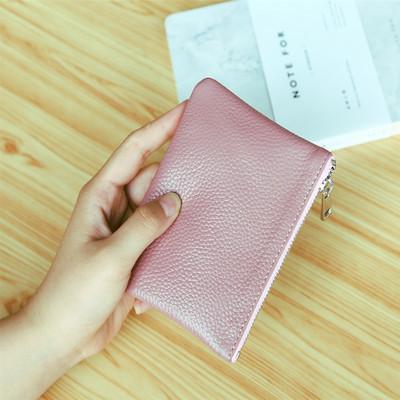Zipper wallet Classic women design zippy wallets genuine leather Single wallet unisex clutch card holder vintage purse 60017 N60015 with box