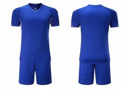 Futebol de alta qualidade baratos jersey futebol Uniforme de futebol kit Sem uniformes de Marca kit Nome Personalizado LOGOTIPO Personalizado