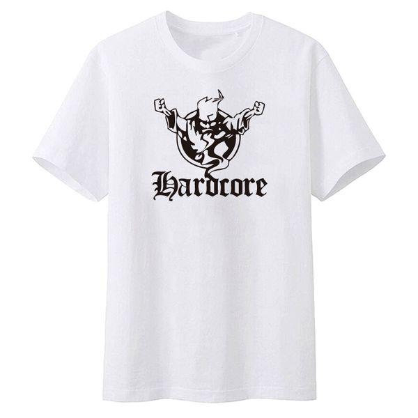 Thunderdome Techno and Gabber T-Shirt Men 2019 Fashion O-Neck T Shirt Tops Tees streetwear