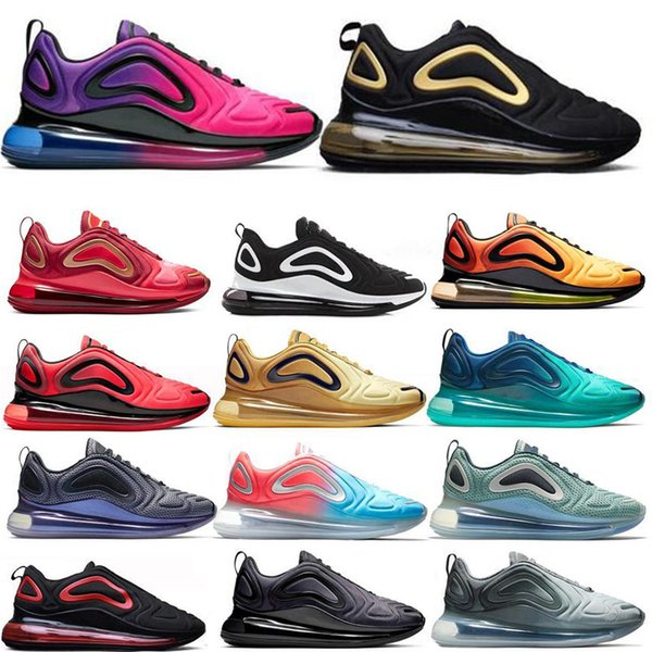 Oxygen 720 Shoes Sneakers WMNS Shoes 72c Trainer Future Series Sunrise Jupiter Cabin Venus Panda For Men Women Sport Designer Shoes