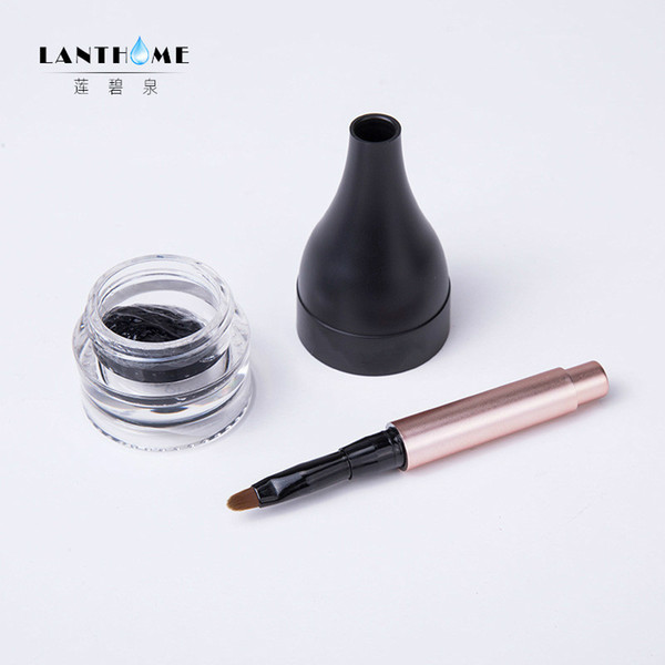3D Eyebrow Dye Fiber Extension Gel Natural Hair Fiber Waterproof Instant Eyebrow Eyelash Hair Extension Enhancer for Brow Makeup